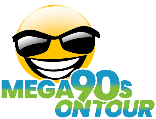 Mega90's on tour